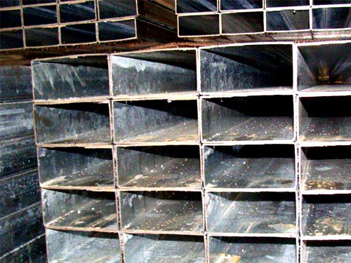 薄镀锌方管的焊接工艺