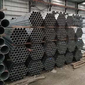 镀锌管和锌钢有什么不同呢?